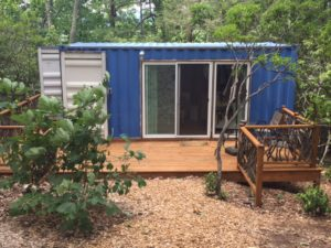 Container Camping