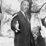 A Handshake with History – Dr. Martin Luther King, Jr.