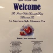 A High Tea Honor